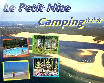 camping dune du pyla campings pilat le petit nice bassin d 39 arcachon. Black Bedroom Furniture Sets. Home Design Ideas